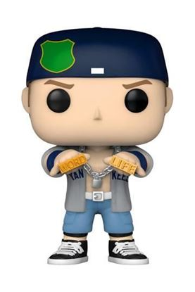 Picture of WWE POP! Vinyl Figura John Cena - Dr. of Thuganomics 9 cm. DISPONIBLE APROX: ABRIL 2020