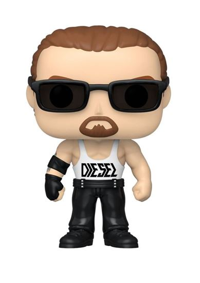 Picture of WWE POP! Vinyl Figura Diesel 9 cm . DISPONIBLE APROX: ABRIL 2020