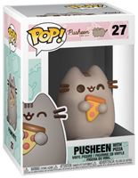 Picture of Pusheen POP! Vinyl Figura Pusheen w/Pizza 9 cm