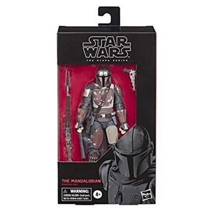 Picture of Star Wars Black Series The Mandalorian