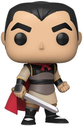 Picture of Mulan POP! Movies Vinyl Figura Li Shang 9 cm