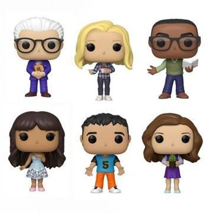 Picture of PACK FUNKO POP The Good Place POP! TV Vinyl DISPONIBLE APROX: MAYO 2020