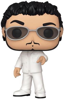Picture of Backstreet Boys POP! Rocks Vinyl Figura AJ McLean 9 cm
