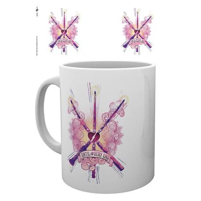 Picture of Harry Potter Taza Untill the End