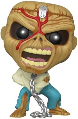 Picture of Iron Maiden POP! Rocks Vinyl Figura Piece Of Mind (Skeleton Eddie) 9 cm. DISPONIBLE APROX: MARZO 2020