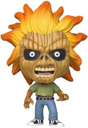 Picture of Iron Maiden POP! Rocks Vinyl Figura Iron Maiden (Skeleton Eddie) 9 cm. DISPONIBLE APROX: MARZO 2020