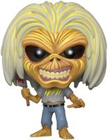 Picture of Pack 4 Figuras Pop! Iron Maiden 9 cm. DISPONIBLE APROX: MARZO 2020