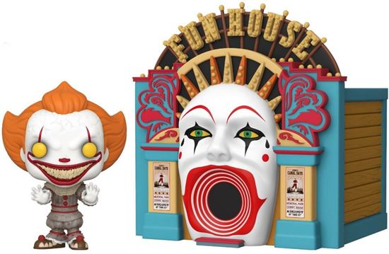 Picture of Stephen King's It 2 POP! Town Vinyl Figura Fun House 9 cm. DISPONIBLE APROX: MAYO 2020