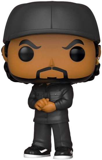 Picture of Ice Cube POP! Rocks Vinyl Figura Ice Cube 9 cm.