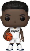 Picture of NBA POP! Sports Vinyl Figura Zion Williamson (New Orleans Pelicans) 9 cm. DISPONIBLE APROX: ABRIL 2020