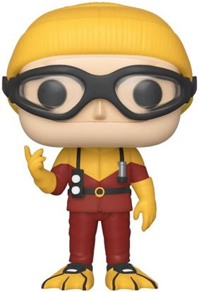 Picture of Un papá genial POP! Movies Vinyl Figura Scuba Sam 9 cm. DISPONIBLE APROX: MAYO 2020