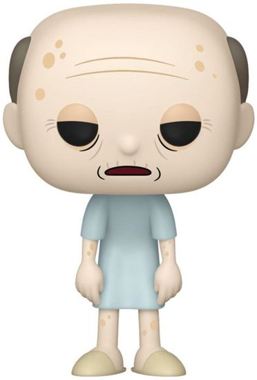 Picture of Rick & Morty POP! Animation Vinyl Figura Morty 9 cm. DISPONIBLE APROX: MARZO 2020