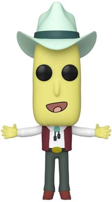 Picture of Rick & Morty POP! Animation Vinyl Figura Mr. Poopybutthole 9 cm. DISPONIBLE APROX: MARZO 2020
