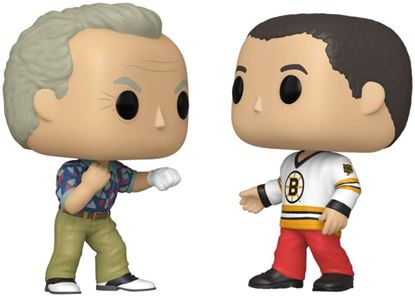 Picture of Happy Gilmore POP! Movies Vinyl Pack de 2 Figuras B.Barker 9 cm. DISPONIBLE APROX: MAYO 2020
