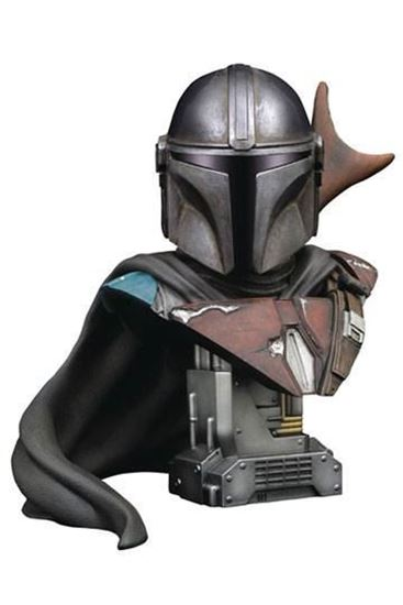 Picture of Star Wars The Mandalorian Legends in 3D Busto 1/2 Mandalorian 25 cm