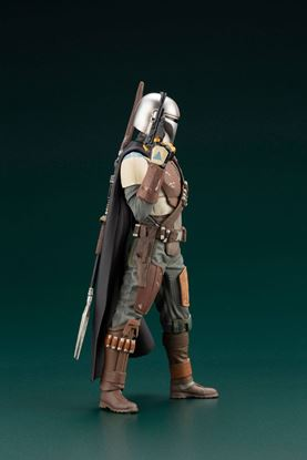 Picture of Star Wars The Mandalorian Estatua ARTFX+ 1/10 Mandalorian 17 cm