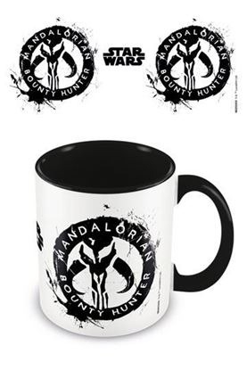Picture of Star Wars The Mandalorian Taza Coloured Inner Sigil