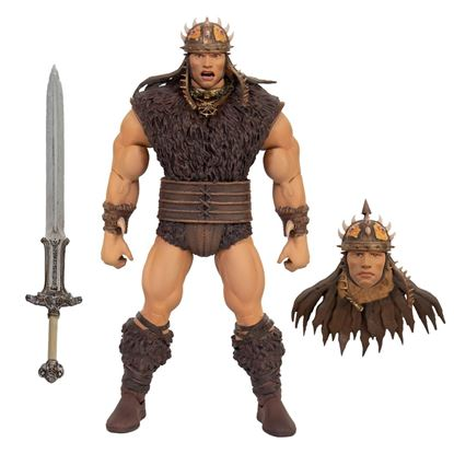 Picture of Conan: Ultimates Wave 1 - Conan the Barbarian 7 inch Action Figure