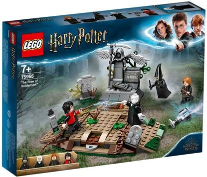 Picture of LEGO® Alzamiento de Voldemort 75965 - Harry Potter™