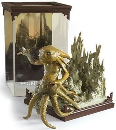 """Picture of Figura Grindylow """"Magical Creatures"""" - Harry Potter"""