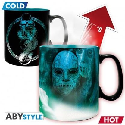 Picture of HARRY POTTER - Mug Heat Change MORTIFAGOS