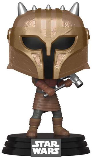 Picture of Star Wars The Mandalorian Figura POP! TV Vinyl The Armor 9 cm. DISPONIBLE APROX: MARZO 2020