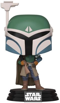 Picture of Star Wars The Mandalorian Figura POP! TV Vinyl Covert Mandalorian 9 cm. DISPONIBLE APROX: MARZO 2020