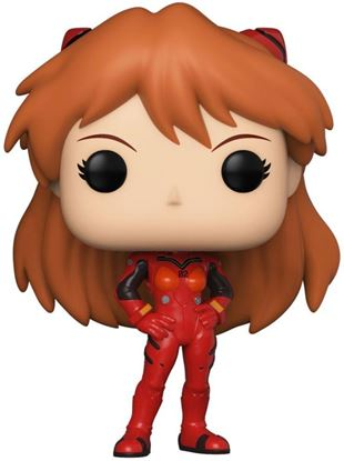 Picture of Evangelion POP! Games Vinyl Figura Asuka Langly Soryu 9 cm. DISPONIBLE APROX: MARZO 2020