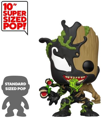 Picture of Marvel Venom Super Sized POP! Movies Vinyl Figura Groot 25 cm. DISPONIBLE APROX: MARZO 2020