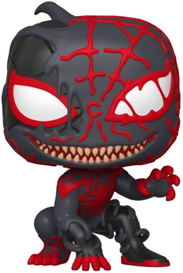 Picture of Marvel Venom POP! Marvel Vinyl Figura Miles Morales 9 cm. DISPONIBLE APROX: MARZO 2020