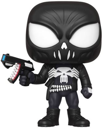 Picture of Marvel Venom POP! Marvel Vinyl Figura Punisher 9 cm. DISPONIBLE APROX: MARZO 2020