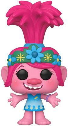 Picture of Trolls World Tour POP! Movies Vinyl Figura Poppy 9 cm. DISPONIBLE APROX: MARZO 2020