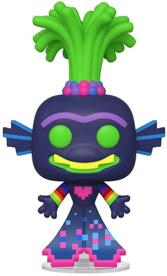 Picture of Trolls World Tour POP! Movies Vinyl Figura King Trollex 9 cm. DISPONIBLE APROX: MARZO 2020
