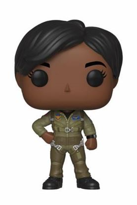 Picture of Captain Marvel POP! Marvel Vinyl Cabezón Maria Rambeau 9 cm