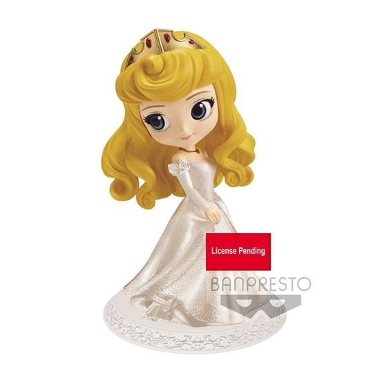 Picture of Disney Minifigura Q Posket Princess Aurora (Sleeping Beauty) Dreamy Style Ver. A 14 cm
