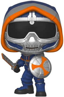 Picture of Black Widow POP! Marvel Vinyl Figura Taskmaster w/ Shield 9 cm.