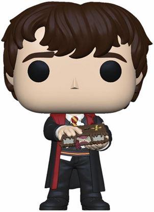 Picture of Harry Potter POP! Movies Vinyl Figura Neville con el Monstruoso Libro de los Monstruos 9 cm.