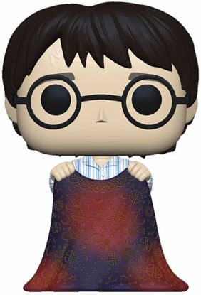 Picture of Harry Potter POP! Movies Vinyl Figura Harry con Capa de Invisibilidad 9 cm.