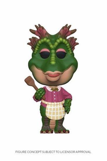 Picture of Dinosaurios POP! TV Vinyl Figura Fran Sinclair 9 cm