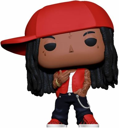 Picture of Lil Wayne POP! Rocks Vinyl Figura Lil Wayne 9 cm.