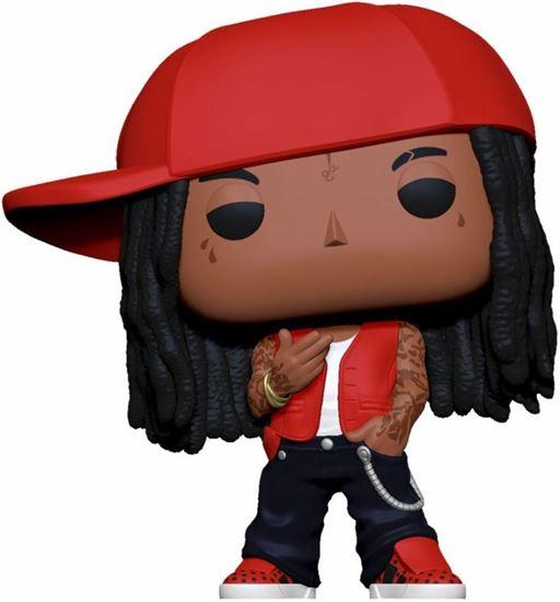 Picture of Lil Wayne POP! Rocks Vinyl Figura Lil Wayne 9 cm.