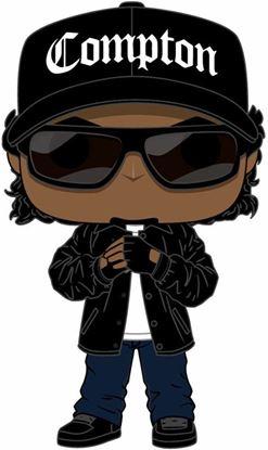 Picture of Eazy-E POP! Rocks Vinyl Figura Eazy-E 9 cm.
