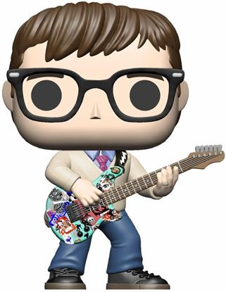 Picture of Weezer POP! Rocks Vinyl Figura Rivers Cuomo 9 cm. DISPONIBLE APROX: JUNIO 2020