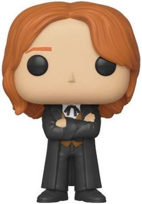 Picture of Harry Potter POP! Movies Vinyl Figura Fred Weasley (Yule) 9 cm