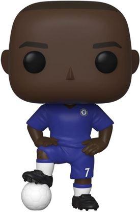 Picture of EPL POP! Football Vinyl Figura N'Golo Kanté (Chelsea) 9 cm. DISPONIBLE APROX: MAYO 2020