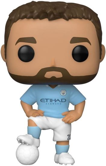 Picture of EPL POP! Football Vinyl Figura Bernardo Silva (Manchester City) 9 cm. DISPONIBLE APROX: MAYO 2020
