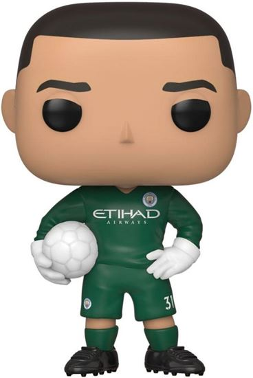 Picture of EPL POP! Football Vinyl Figura Ederson Santana de Moraes (Manchester City) 9 cm. DISPONIBLE APROX: MAYO 2020