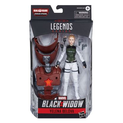 Picture of Marvel Legends Series Figuras 15 cm 2020 Black Widow  Yelena Belova