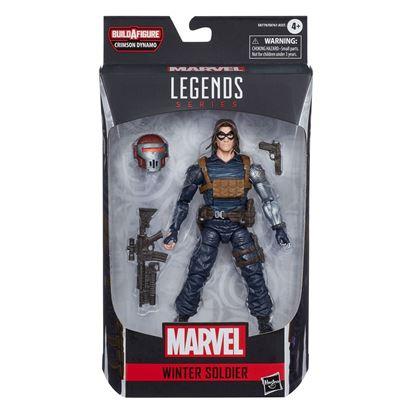 Picture of Marvel Legends Series Figuras 15 cm 2020 Black Widow  Winter Soldier
