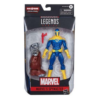 Picture of Marvel Legends Series Figuras 15 cm 2020 Black Widow  Marvel´s Spy Master